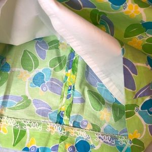 Lilly Pulitzer Dresses - Lilly Pulitzer strapless dress too jays print, sz8